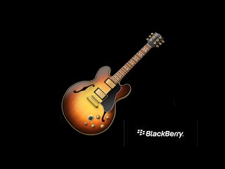 Blackberry Guitar