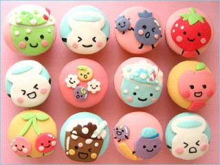 Colorful Cupcakes 3