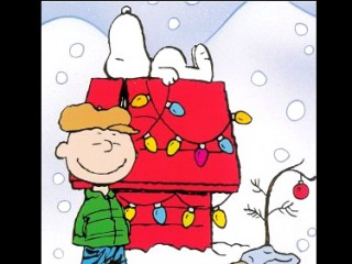 charlie brown snoopy christmas