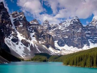 Banff National Park is Beautiful