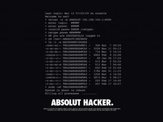 Absolut Hacker