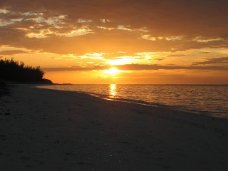 Turks and Caicos sunset 1