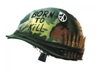 Full Metal Jacket Helmet
