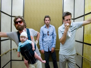 the hangover - elevator