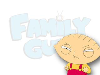 Stewie from Family Guy Cartoon