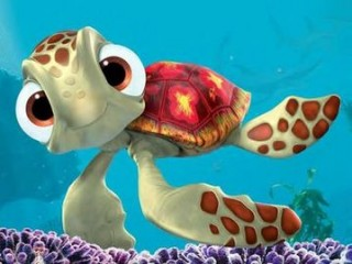Squirt of Finding Nemo