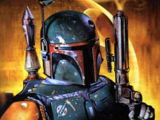 Star Wars - Boba Fett 4