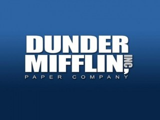 Dunder Mifflin Inc Paper Company - The Office