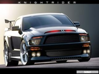 New Knight Rider KITT TV car