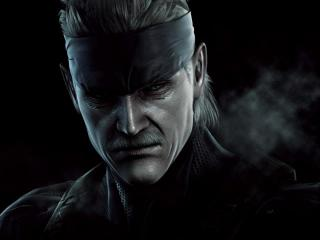 MGS4 -  Old Snake