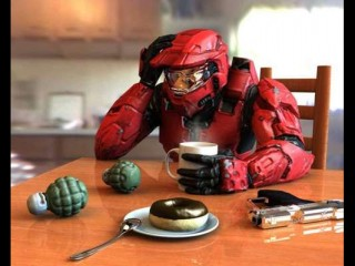 Master Chief Breakfast