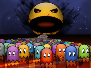 nightmare pac-man