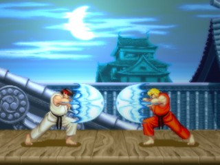 Street Fighter II Ha Do-Ken
